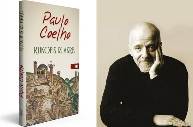 'Rukopis iz Akre' – najnoviji Coelhov bestseler