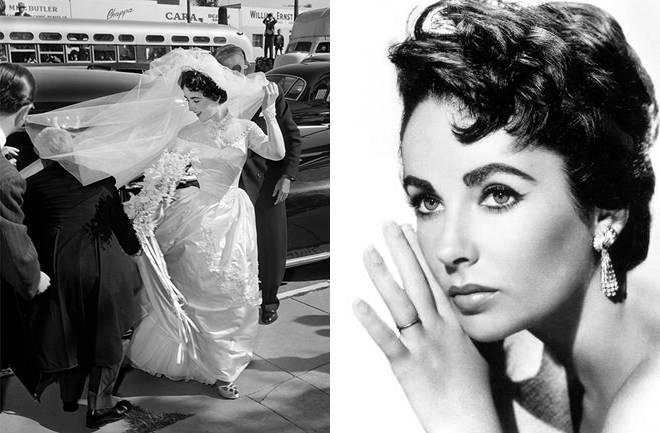 Prodana prva vjenčanica Elizabeth Taylor