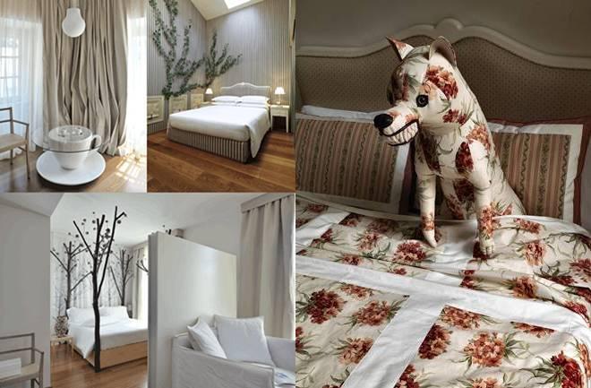 Moschino – hotel u službi mode