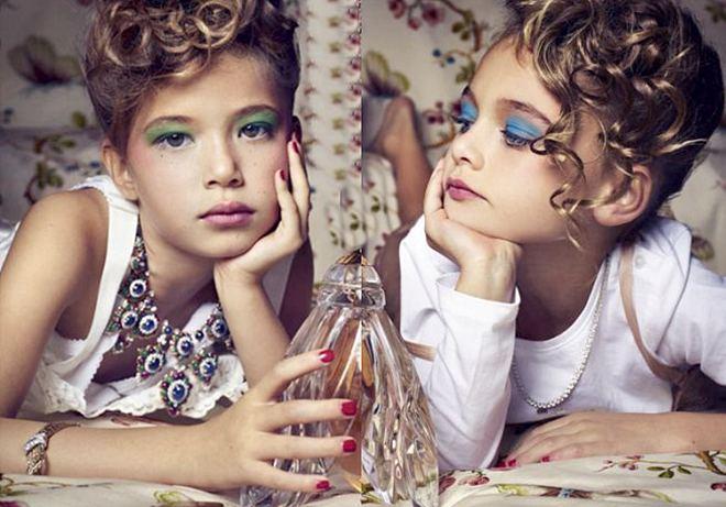 Lolita efekt – seksualizacija djevojčica
