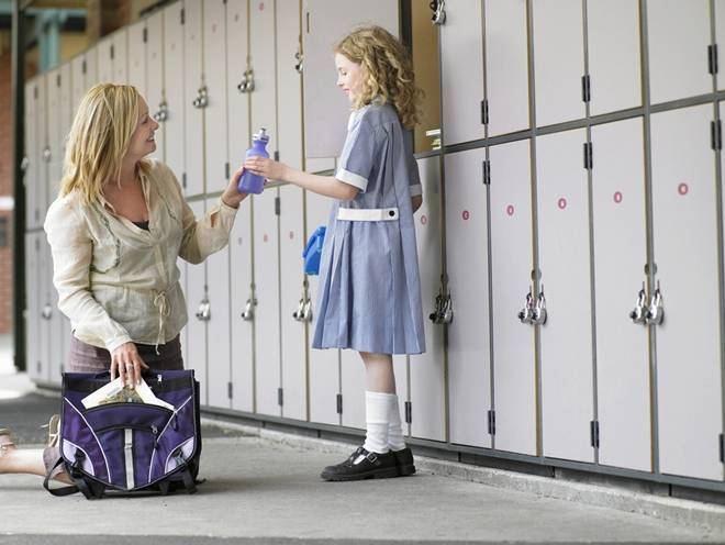 dijete u skoli