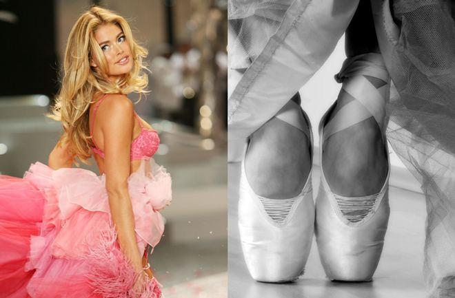 Doutzen Kroes – balet kao tjelovježba