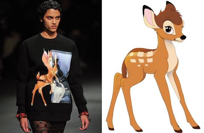 Yasmine blog: Givenchy feat. Bambi