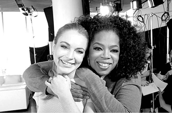 Lindsay Lohan sve priznala