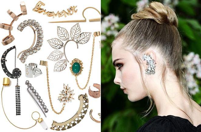 Trend Report: Nakit za uho