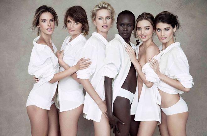 Supermodeli ponovno zajedno