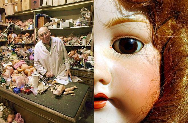Pariški liječnik za lutke