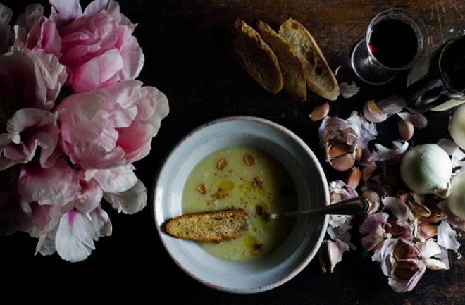 Francuska juha od češnjaka