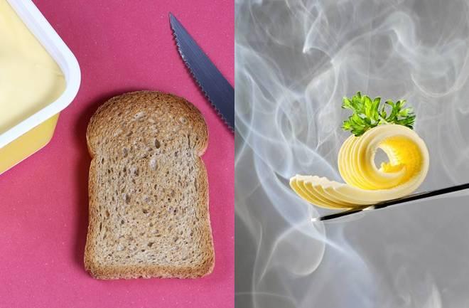 Margarin vs. maslac