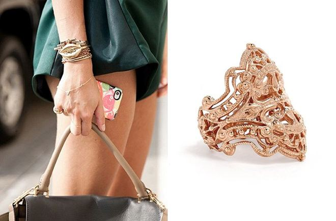 Yasmine blog: Pinky ring