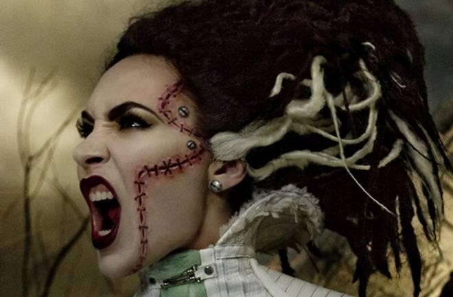 MAC kozmetika za moderne vještice