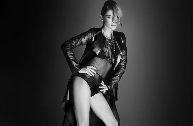Jelena Perčin u modnoj kampanji Cro-A-Portera