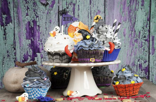 Najstrašniji Halloween kolačići
