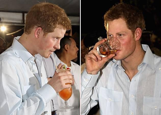 Princ Harry u skandalima