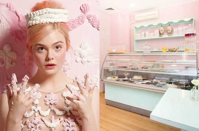 Yasmine blog: Magnolia – slatkiš na francuski način