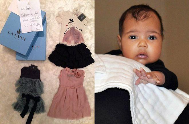 North West kreće stopama majke Kim Kardashian