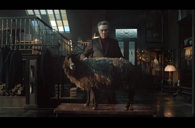 Christopher Walken kao jezivi krojač
