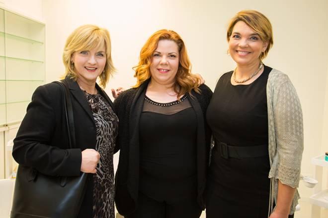 Sanja Dolezal, Jasminka Herceg, Karmela Vukov Colic