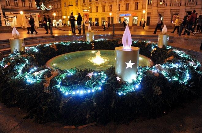 Najavljen Advent u Zagrebu