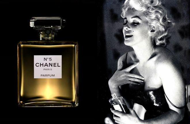 Marilyn Monroe 'uskrsnula' za Chanel No.5