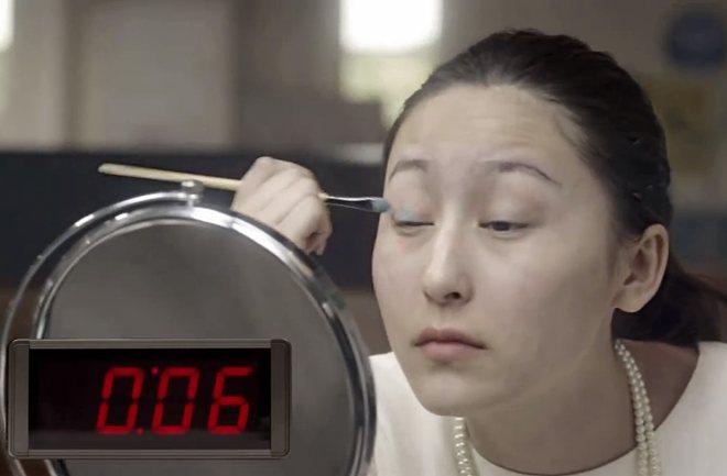 Kako se našminkati u deset sekundi?