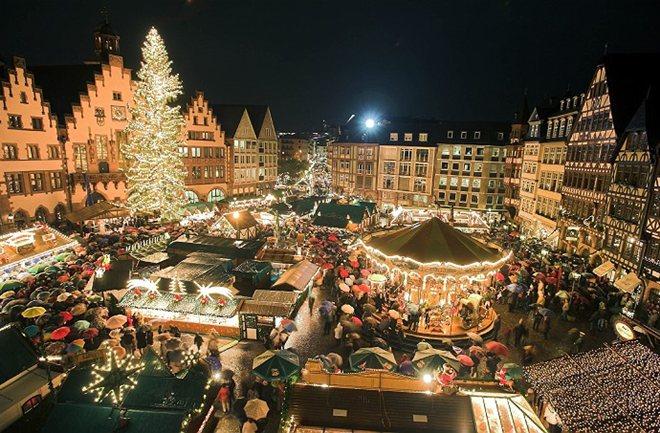 Božićni sajmovi koje želite posjetiti