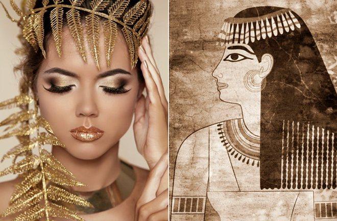 Prednosti šminkanja prve otkrile Egipćanke