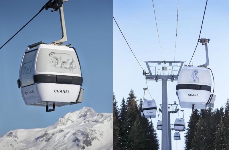 Francuski dizajneri sele na skijališta