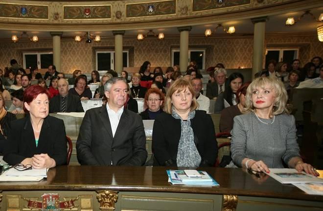 Darinko Kosor ugostio Vesnu Krmpotić