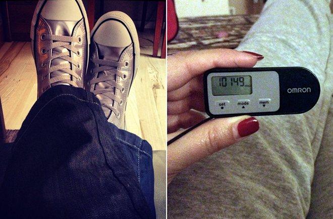 Dijeta by Marina Bolanča: Hodanje