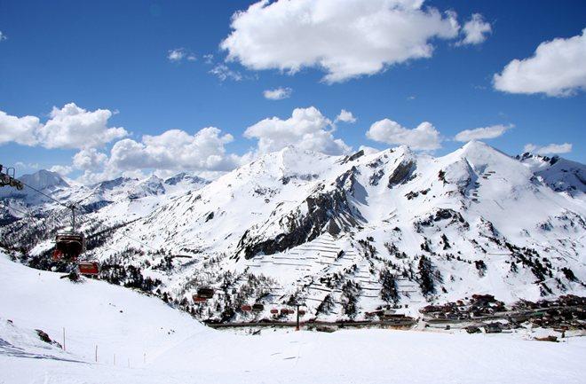 Top 5 skijališta: Obertauern