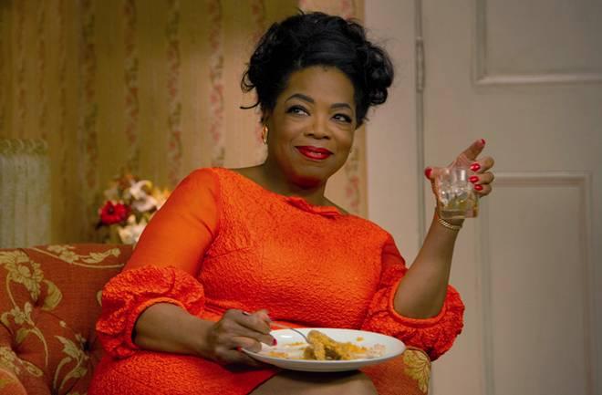 Oprah Winfrey u glumačkim vodama