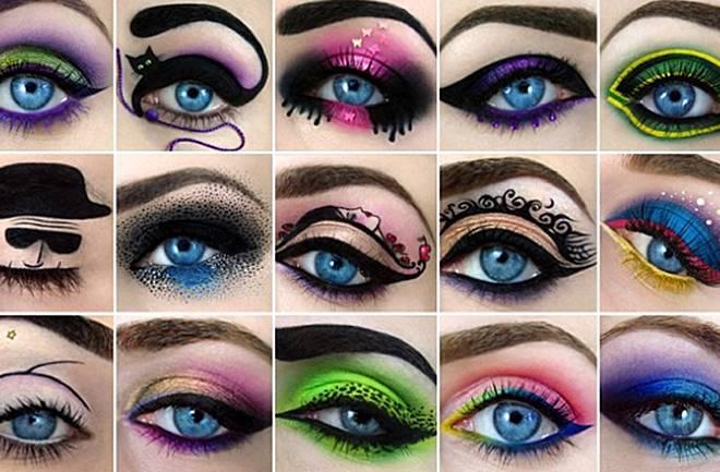 Make-up iz bajke