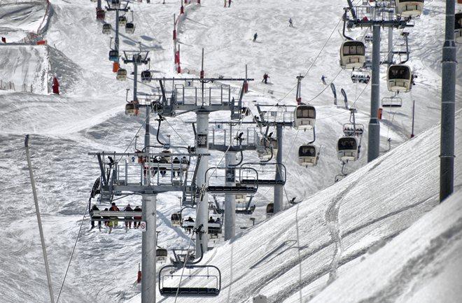 Deset pravila ponašanja na skijalištu