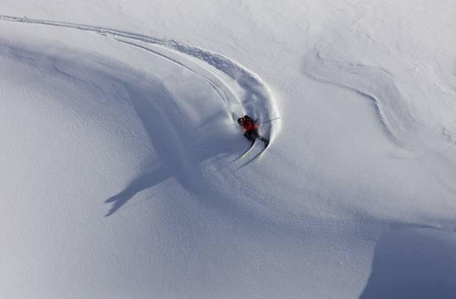 Pripremite tijelo za skijanje