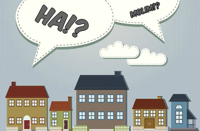 Univerzalna riječ za nerazumijevanje – 'Ha?'
