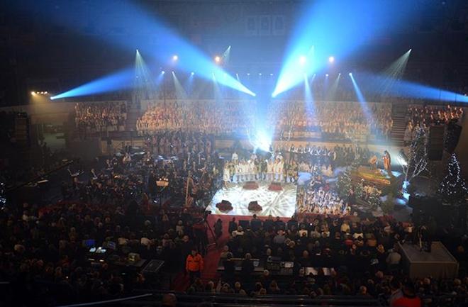 Održan 'Božić u Ciboni' uz Jasnu Zlokić i Josipu Lisac