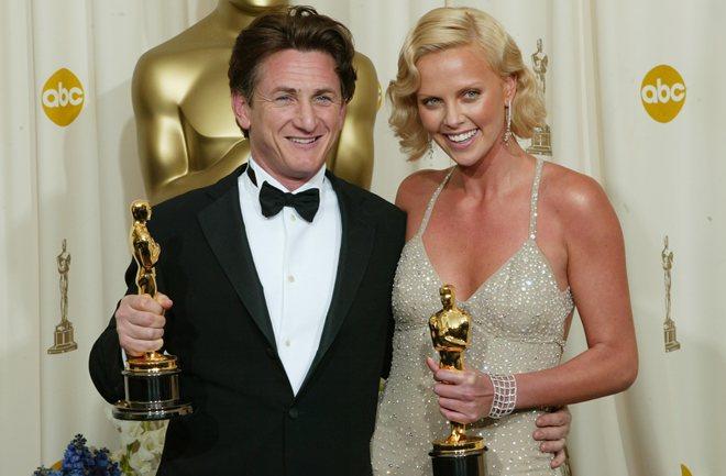 Ljubavna priča Charlize Theron i Seana Penna