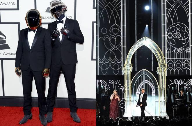 56. dodjela Grammyja u znaku Daft Punka i masovnog vjenčanja