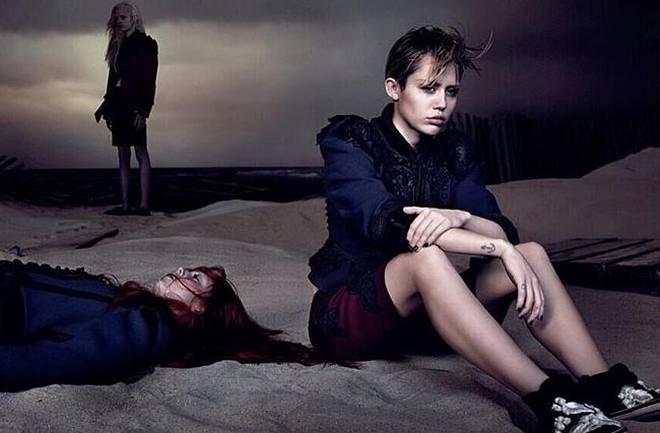 Miley Cyrus u najnovijoj kampanji Marca Jacobsa