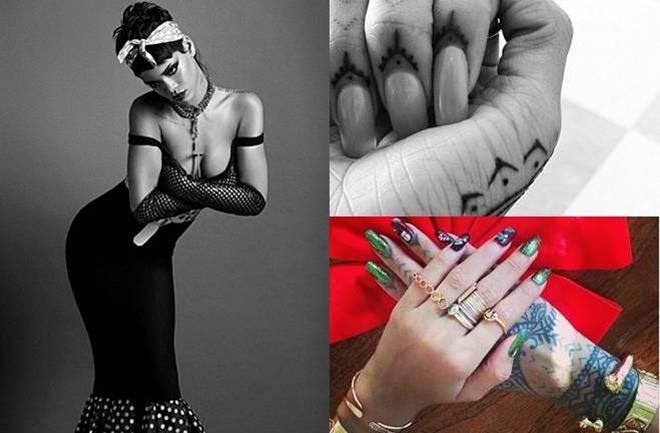 Rihanna – kraljica tetovaža