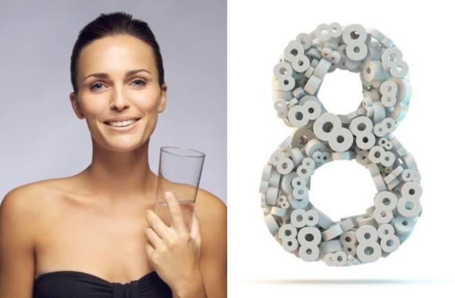 8 čaša vode dnevno – potreba ili mit?