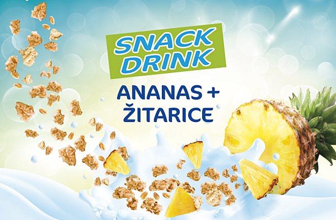 Nova SenSia Snack Drink – ukusni obrok za aktivan život