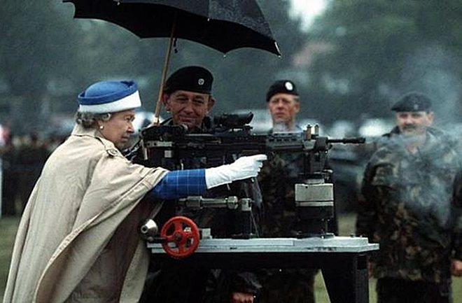 foto kraljica