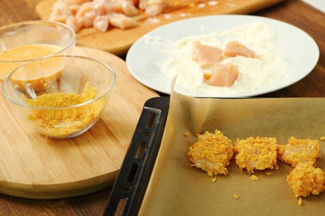 hrskava piletina u cornflakesu1