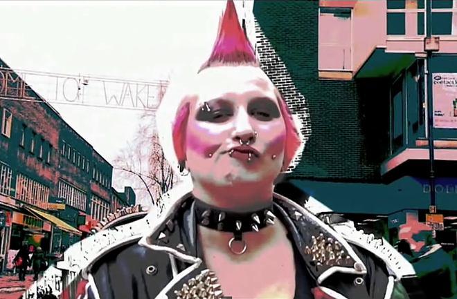 Makeover – od punkerice do udavače