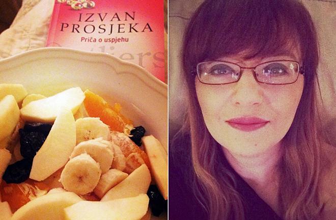 Dijeta by Marina Bolanča: Disciplina