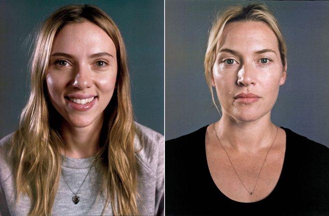 Poznati bez šminke – novi trend?