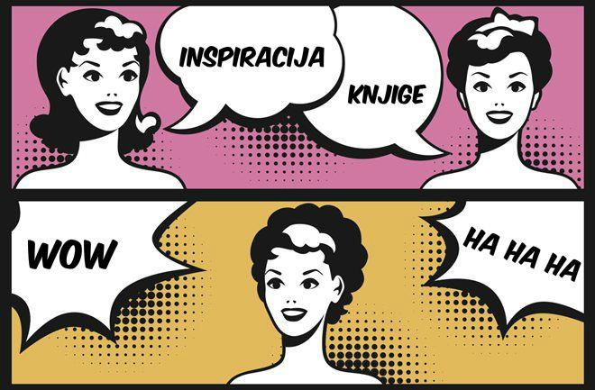 Ženske priče pričaju Milana Vuković Runjić i Karmela Špoljarić