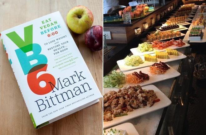 VB6 dijeta – vegan do šest popodne